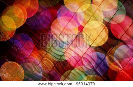Brightly Coloured Background