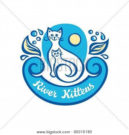 River kitten