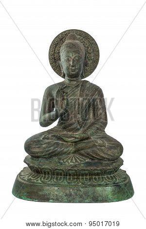 Buddha Statues Bless.