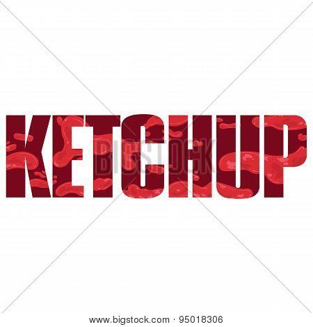 Ketchup Sign