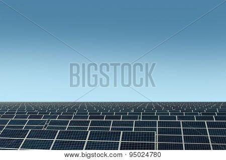 Grey Solar Battery