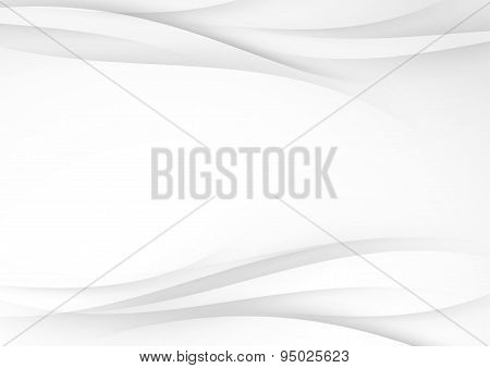 Gradient Swoosh Smooth Soft Line Background