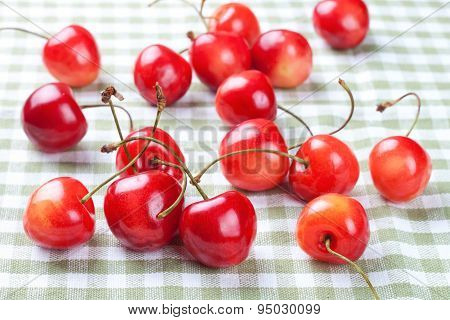A Scattering Of Cherry