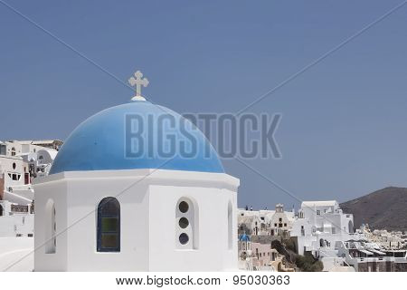 Blue Dome Church