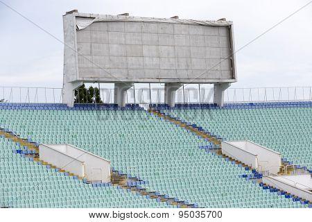 Old Stadium Panel