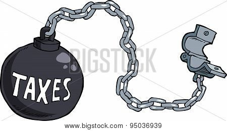 Tax Shackles