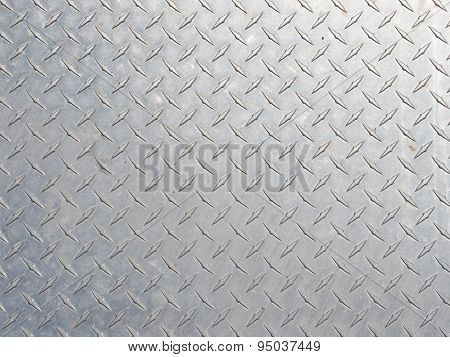 Diamond Steel Pattern