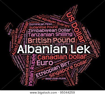 Albanian Lek Means Forex Trading And Currency