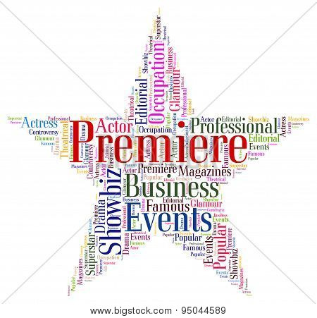 Premiere Star Shows First Night And Opening