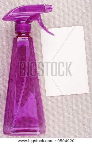 Plastic Spray