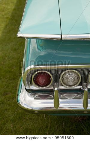 Old Car Tail Lights