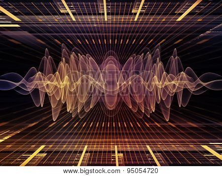 Acceleration Of Light Waves