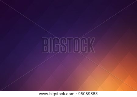 Peaceful Blurred Sky Picture With Subtle Pattern Overlay