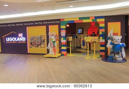 Legoland Tokyo Japan