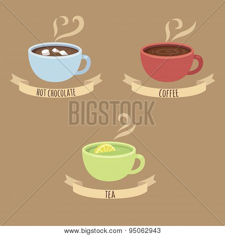 Hot Drink Cups