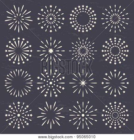 Fireworks Set