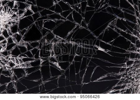 Touch Screen Crack Of Mobile Phone