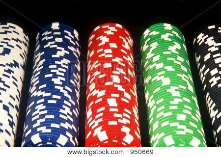 Poker Chips 3