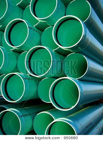 Sewer Drain PVC Pipes