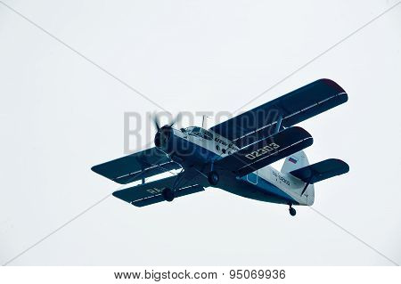 antonov an 2 airplane