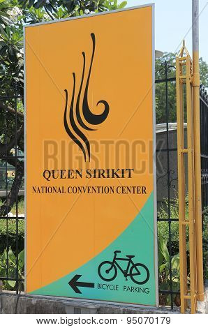 Queen Sirikit Convention Centre Bangkok Thailand