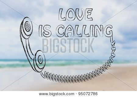 Answer, Love Is Calling