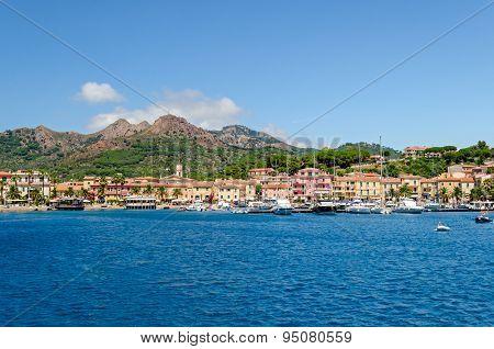 Isola D'elba (tuscany, Italy), Porto Azzurro