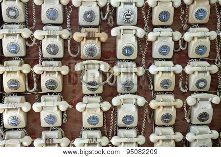 Installation Of Old Phones