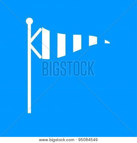 Wind Speed Flag.