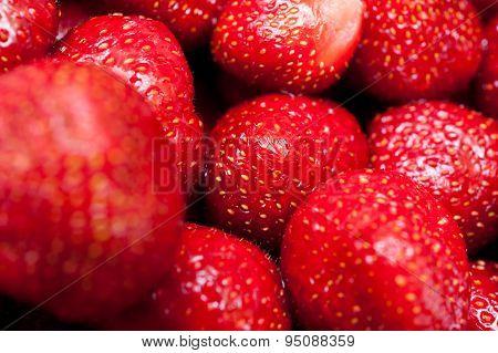 Some Strawberries