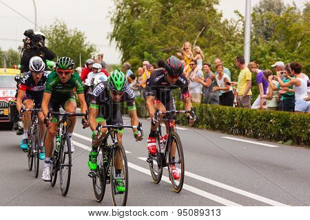 Tour de France 2015, 2nd stage, Gouda.