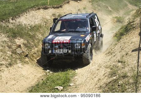 Off-road Competition