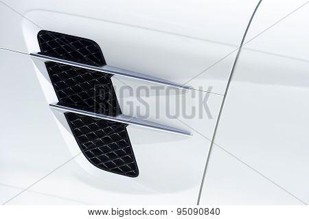 Sport car bodywork