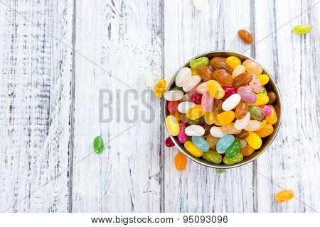 Colorfull Jelly Beans