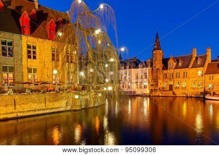 Christmas In Bruges.