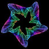 Stock200610_Rendered_Spinning_Star
