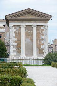 stock photo of luigi  - Piazza Bocca della Verit - JPG