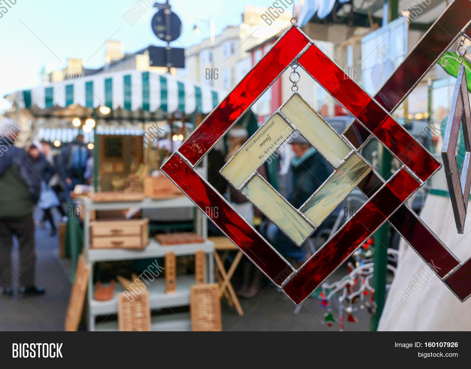 Broad street oxford united kingdom image photo bigstock for Arts and crafts industry