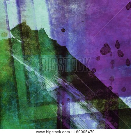 Earthy background image and design element, painterly, paper, papyrus, parchment, purple,