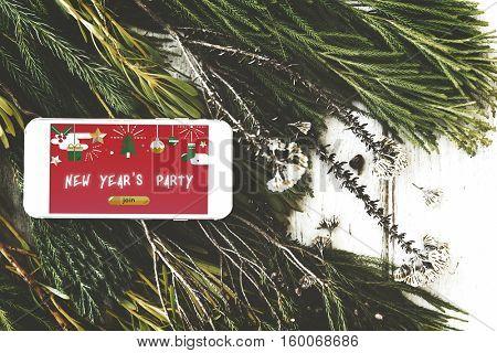 Merry X'mas Christmas Celebration