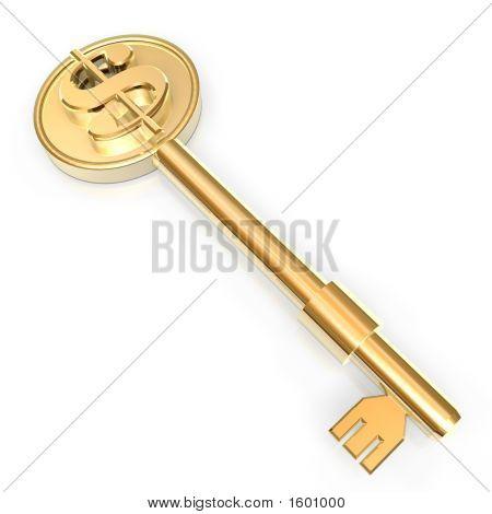 Golden Key To Money