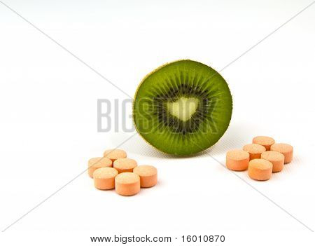 Kiwifruit -  King Of  Vitamin C