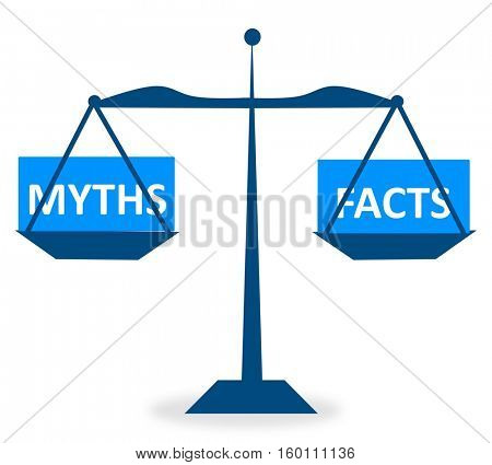 Myths and facts weighting