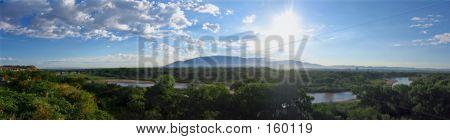 Rio Grande Sunrise
