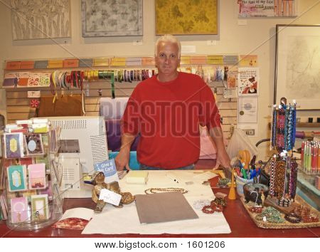 Retail Shop Owner