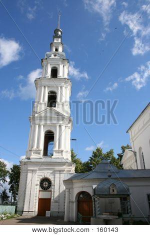 乌斯别斯基大教堂塔