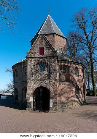 Ancient Roman Chapel