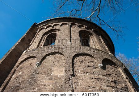 Ruin Of Roman Chapel