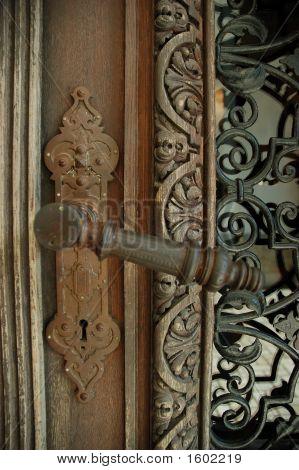 Door Handle Old 5
