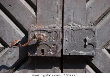 Door Handle Old 6